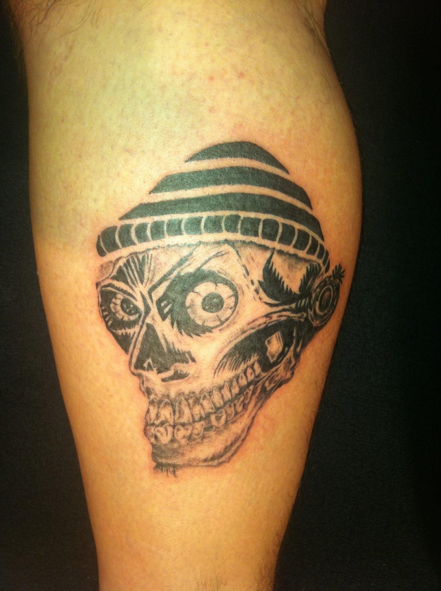 tattoo cedric